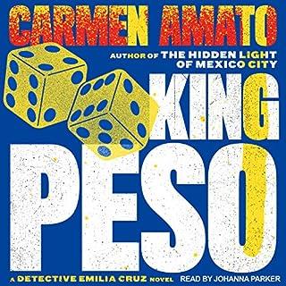 King Peso audiobook cover art