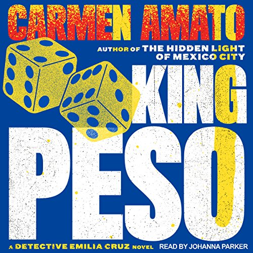 King Peso audiobook cover art
