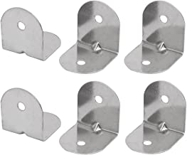 Aexit Ferramenta per mobili Staffa angolare da 90 gradi Brace 18mmx18mmx1.5mm 100 pezzi ID 308139