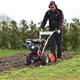 Hecht 750 Benzin Gartenfräse Motorhacke - 4