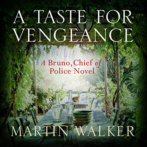 A Taste for Vengeance cover art