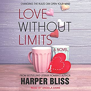Love Without Limits     Pink Bean Series, Book 7              Written by:                                                                                                                                 Harper Bliss                               Narrated by:                                                                                                                                 Angela Dawe                      Length: 5 hrs and 13 mins     Not rated yet     Overall 0.0