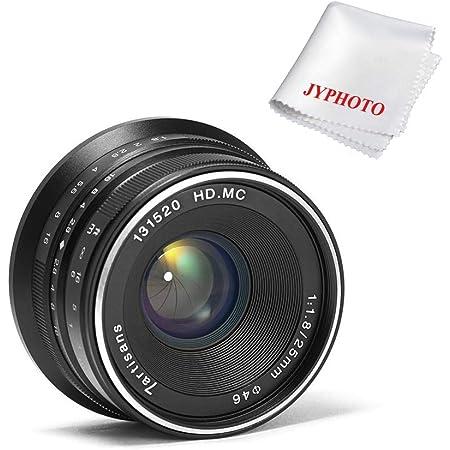 7artisans 25mm F1 8 Manueller Fokus Objektiv Für Fuji Kamera
