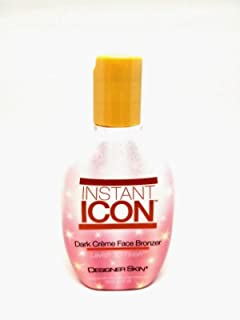 Lot of 2 Instant Icon Facial Tanning Lotions By Designer Skin