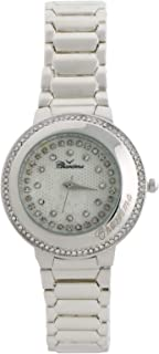 Charisma Casual Watch for Women, Stainless SteelBand, C6082A