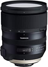 Tamron SP 24-70mm f/2.8 Di VC USD G2 Lens for Nikon Mount (AFA032N-700) (Renewed)