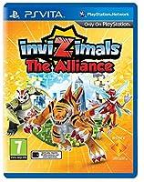 Invizimals: The Alliance (Playstation Vita) (輸入版)