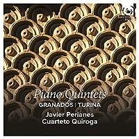 Granados/Turina: Piano Quintet
