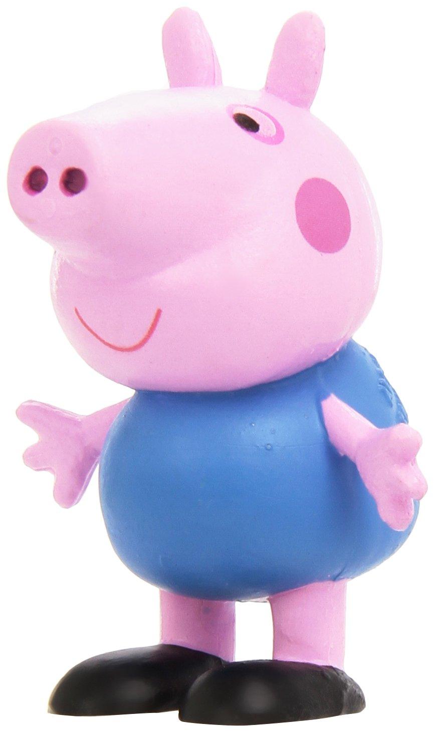 Peppa Pig - COMA99683 - Figura George Hermano 36m+: Amazon.es: Juguetes y juegos