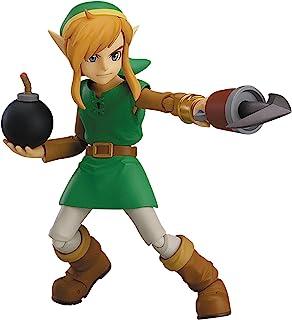Good Smile Company The Legend of Zelda: A Link Between Worlds: Link Figma Action Figure (Deluxe Version)