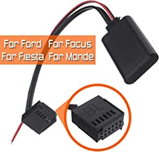 12V Car bluetooth Adapter Music Aux Module Cable Stereo AUX-IN For Ford For Focus For Fiesta For Monde