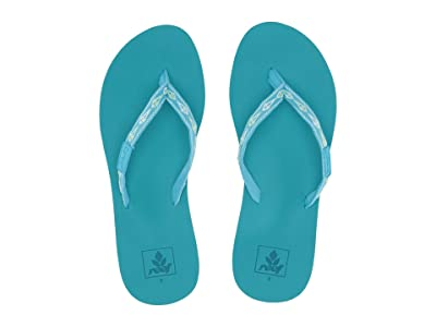 Reef Ginger (Tropical Aqua) Women