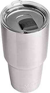 Best YETI Rambler 30 oz Stainless Steel Vacuum Insulated Tumbler w/MagSlider Lid, Stainless Reviews