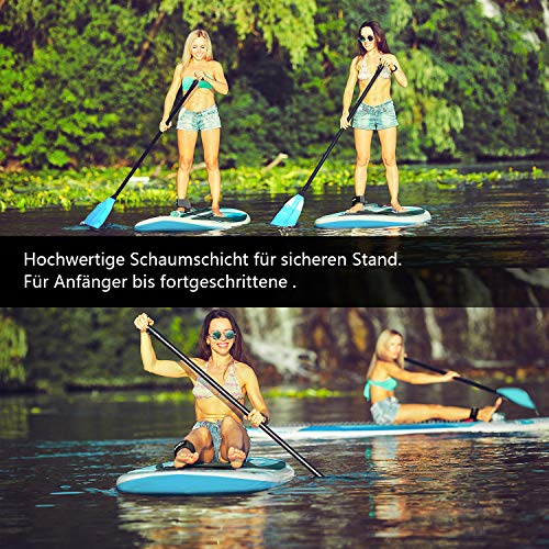 Exprotrek Stand Up Paddling Board - 4