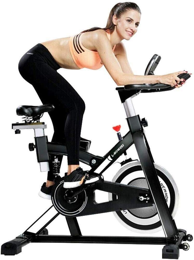 WHEEJE Sporting Rapid rise Exercise Bike Aerobic Cycl Cycle Los Angeles Mall Indoor Training