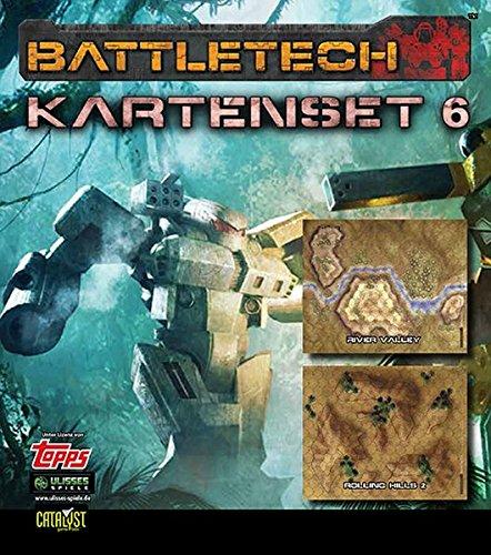 BattleTech Kartenset 6