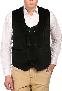 Best mens black velvet vest Reviews