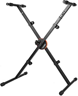 Neewer X-Style Heavy Duty Folding Keyboard Stand with Height
