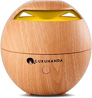 GuruNanda Aromatherapy Best Essential Oil Diffuser Ultrasonic Cool Mist