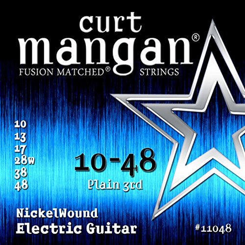 Curt Manganeso Strings 11048Guitarra Cuerdas