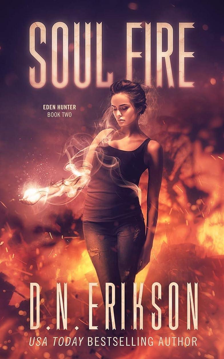 スペードシャーからSoul Fire (The Eden Hunter Trilogy)