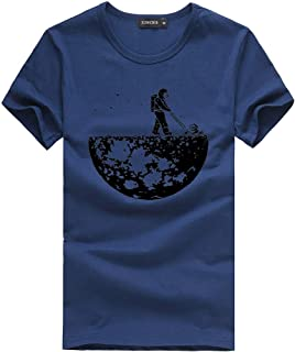 Casual T Shirts For Men 2019, Liraly Unisex Printing Short Sleeve Tee Shirt Mens Top