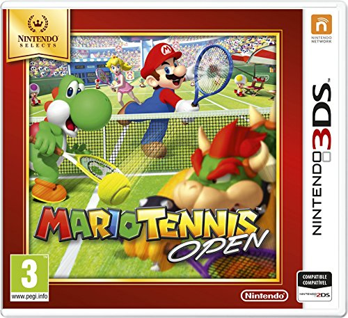NINTENDO - Nintendo 3ds Selects Mario Tennis Open - 2231281