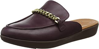 FitFlop Trade; SereneTM Chain Leather Mules