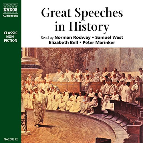 Great Speeches in History cover art
