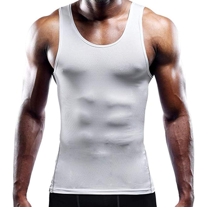 メンズ タンクトップ mechanC メンズ トレーニングタンクトップ tシャツ スリムフィット ノースリーブ 筋トレ スポーツインナー 袖なし スポーツウェア 速乾 マッスルフィット ボディビル 単色 ジム 吸汗速乾