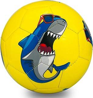 Champhox Kids Soccer Ball with Pump, Children Sports Ball...