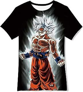 dragon ball z youth t-shirt