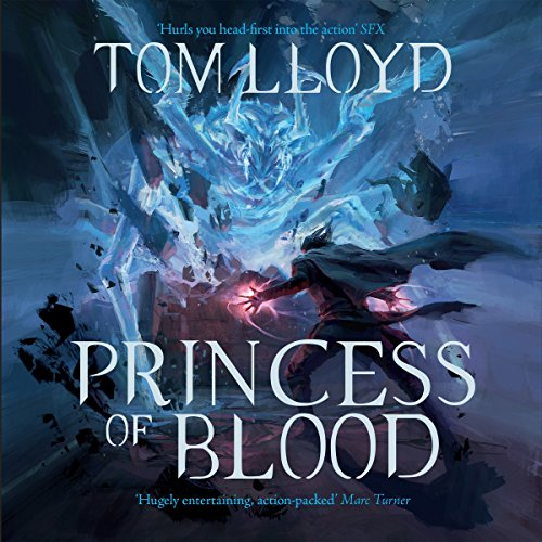 Princess of Blood audiobook cover art