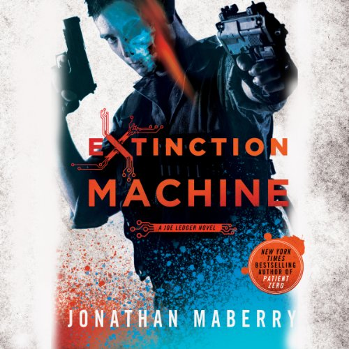 Extinction Machine audiobook cover art