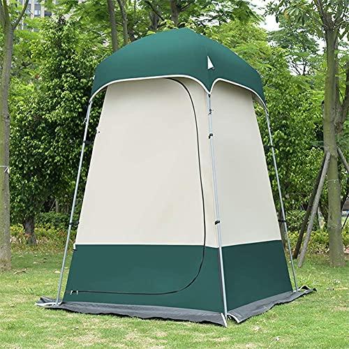 N/Z Equipo para el hogar Acampar al Aire Libre Vestir Ducha Carpa de baño Camping Aseo Modelo Cambio de Ropa Pérgola de Pesca Tamaño Grande (Carpa)