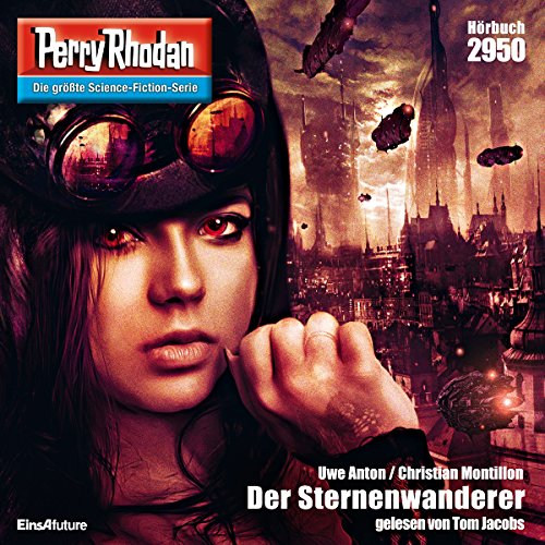 Der Sternenwanderer audiobook cover art