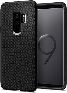 Spigen Samsung Galaxy S9 PLUS Liquid Air cover/case - Matte Black S9+