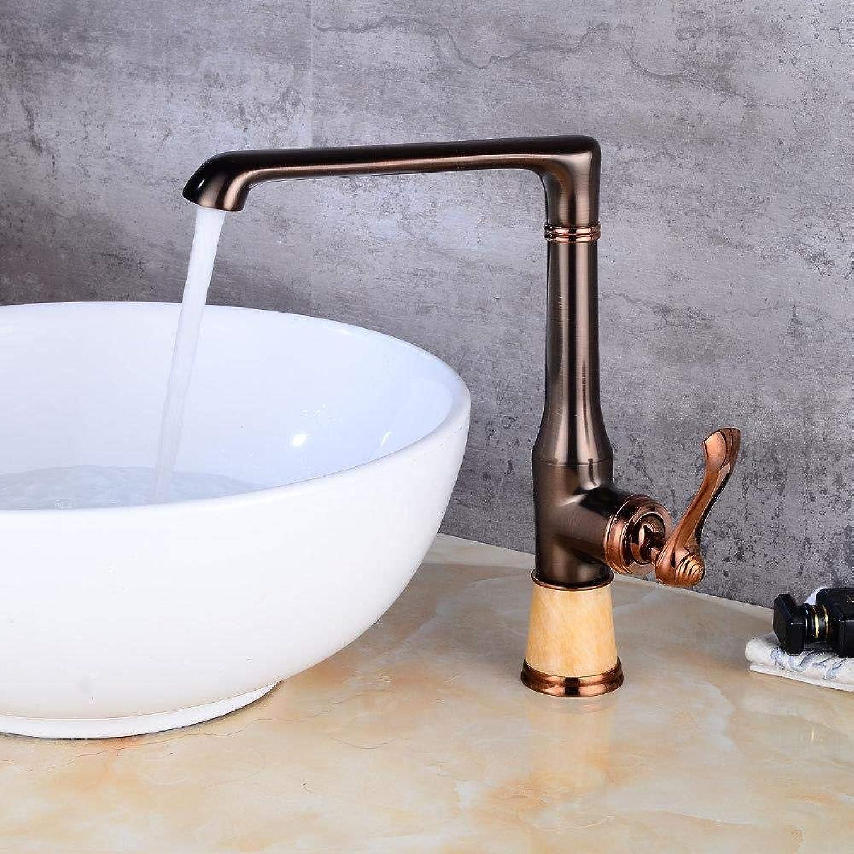 Taps Faucet Kitchen Faucet redating Sink Faucet Retro Hot and Cold Sink Faucet