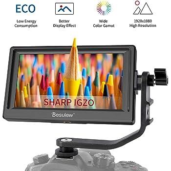 5D Mark III FS7 Desview R7 7Inch IPS 1920 x 1080 4K HDMI Touch ...