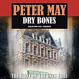 Dry Bones audiobook cover art