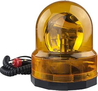 Amber Revolving Warning Light
