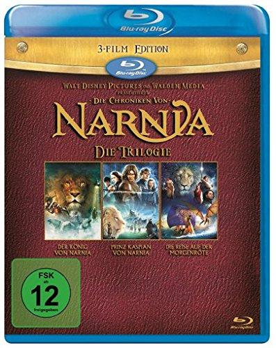 Die Chroniken von Narnia - Die Trilogie [Blu-ray]