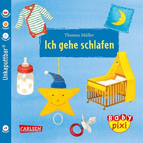 Baby Pixi 51: Ich gehe schlafen