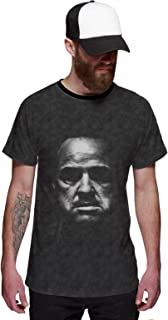 Camiseta Don Corleone Poderoso Chefão Godfather