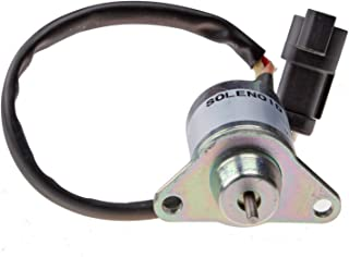 Mover Parts Fuel Solenoid 42-0100 for Thermo King KD MD RD SL Units KD-II MD-II RD-II RD-II