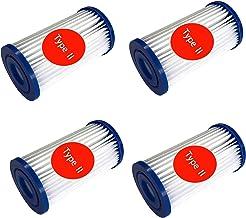 SJASD Cartucho De Filtro De Repuesto para Tipo II, Cartucho De Filtro para Piscina, para Bombas De Piscina Hinchables, Accesorios de Bombas Piscinas para Bestway 58094 Tipo II