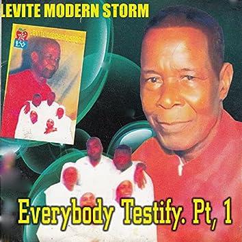 Everybody Testify. Pt, 1