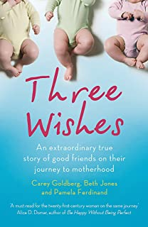 Three Wishes: An extraordinary true story of good friends on their journey to motherhood