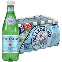 24 Count S.Pellegrino Sparkling Natural Mineral Water 16.9 fl oz.
