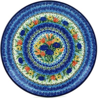 Compare Polmedia Polish Pottery 14 Inch Stoneware Platter H4400h
